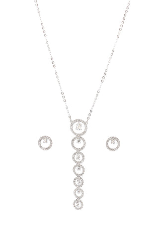 Swarovski Creativity Earrings And Necklace Set