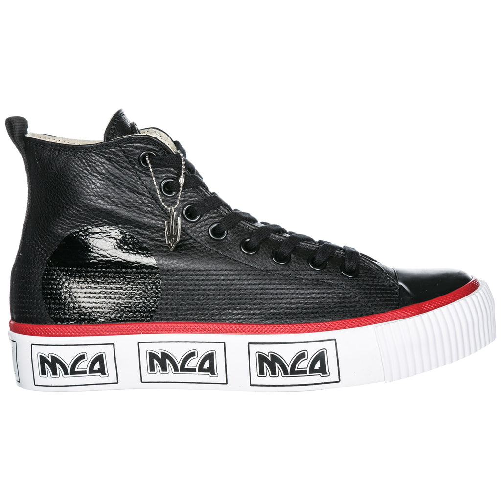 MCQ Alexander McQueen High Top Sneakers