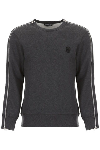 Alexander McQueen Long-Sleeved Sweatshirt