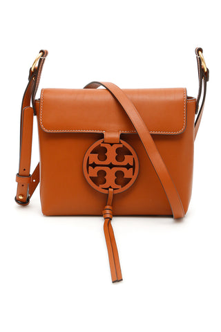 Tory Burch Miller Logo Satchel Bag