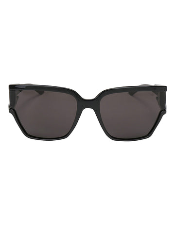 Balenciaga Unlimited Rectangle Framed Sunglasses