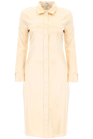 Bottega Veneta Buttoned Shirt Dress