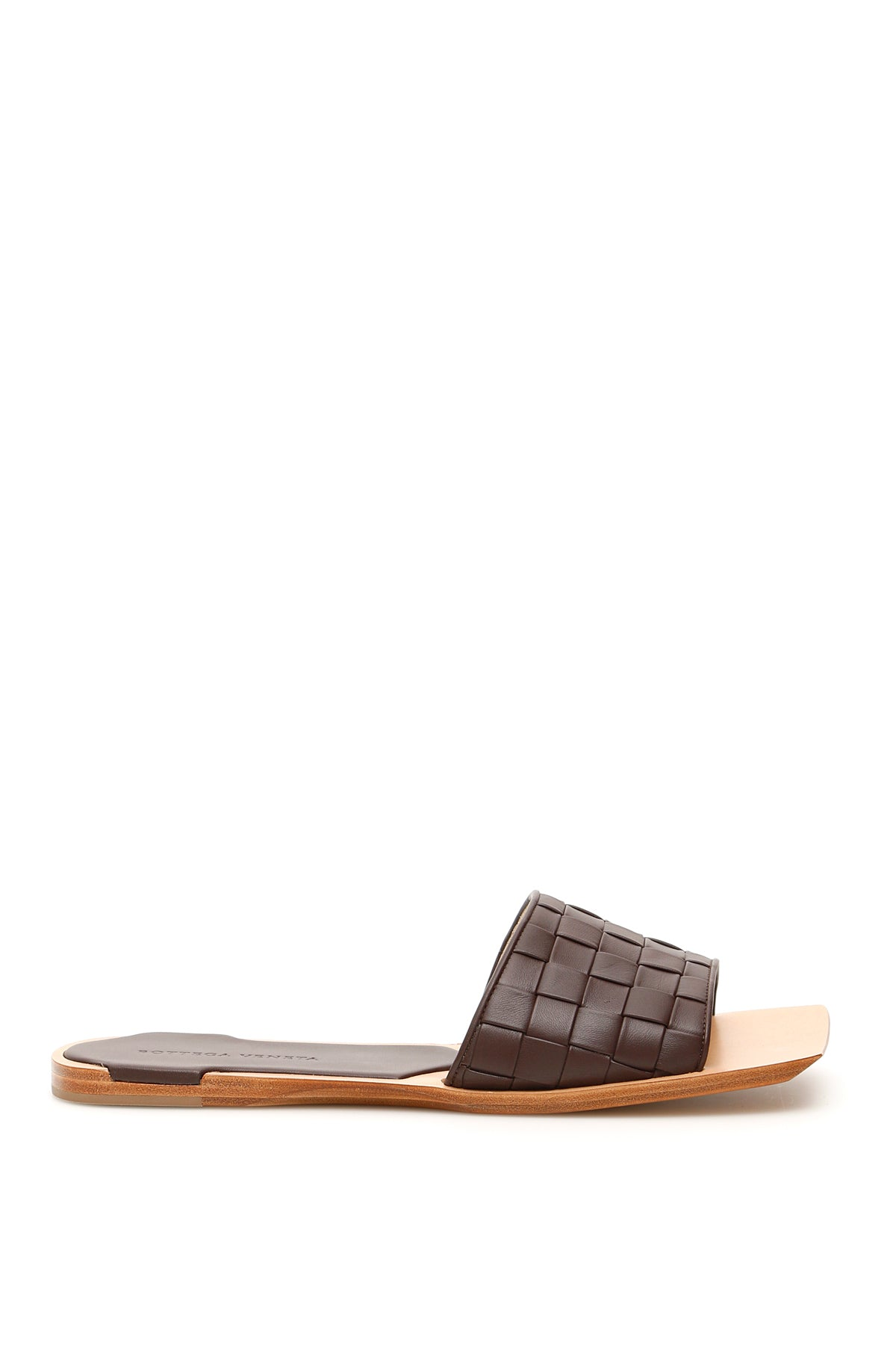 Bottega Veneta Slippers BOTTEGA VENETA INTRECCIATO SLIDES