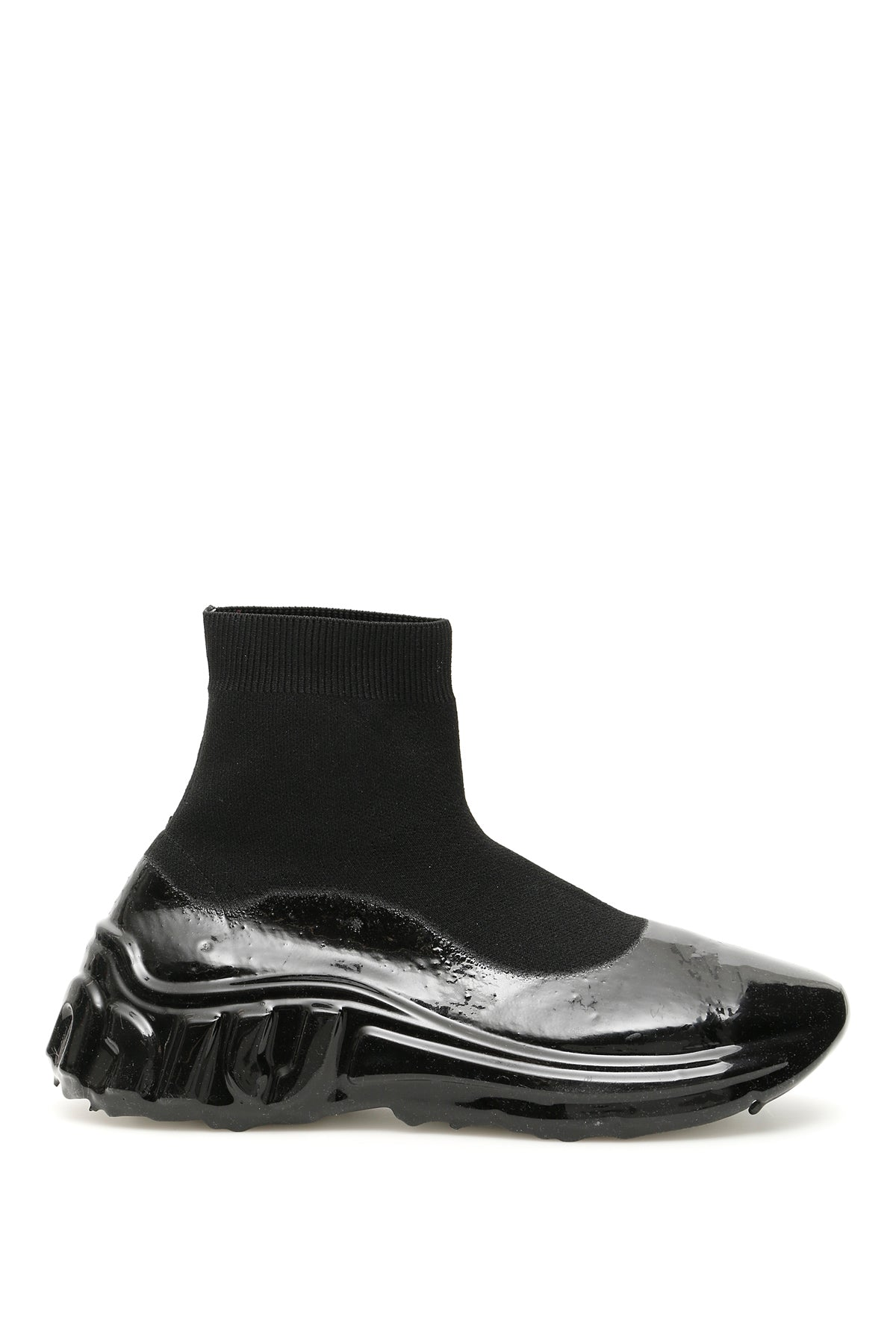 Miu Miu Hosiery MIU MIU RUN SOCK SNEAKERS