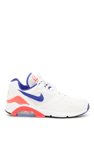 Nike Air Max 180 Logo Sneakers