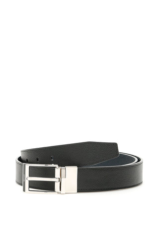Bally Logo Bucke Belt