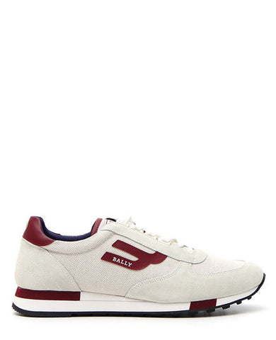 Bally Gavino Logo Sneakers