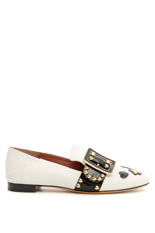 Bally Janelle Lock Slippers