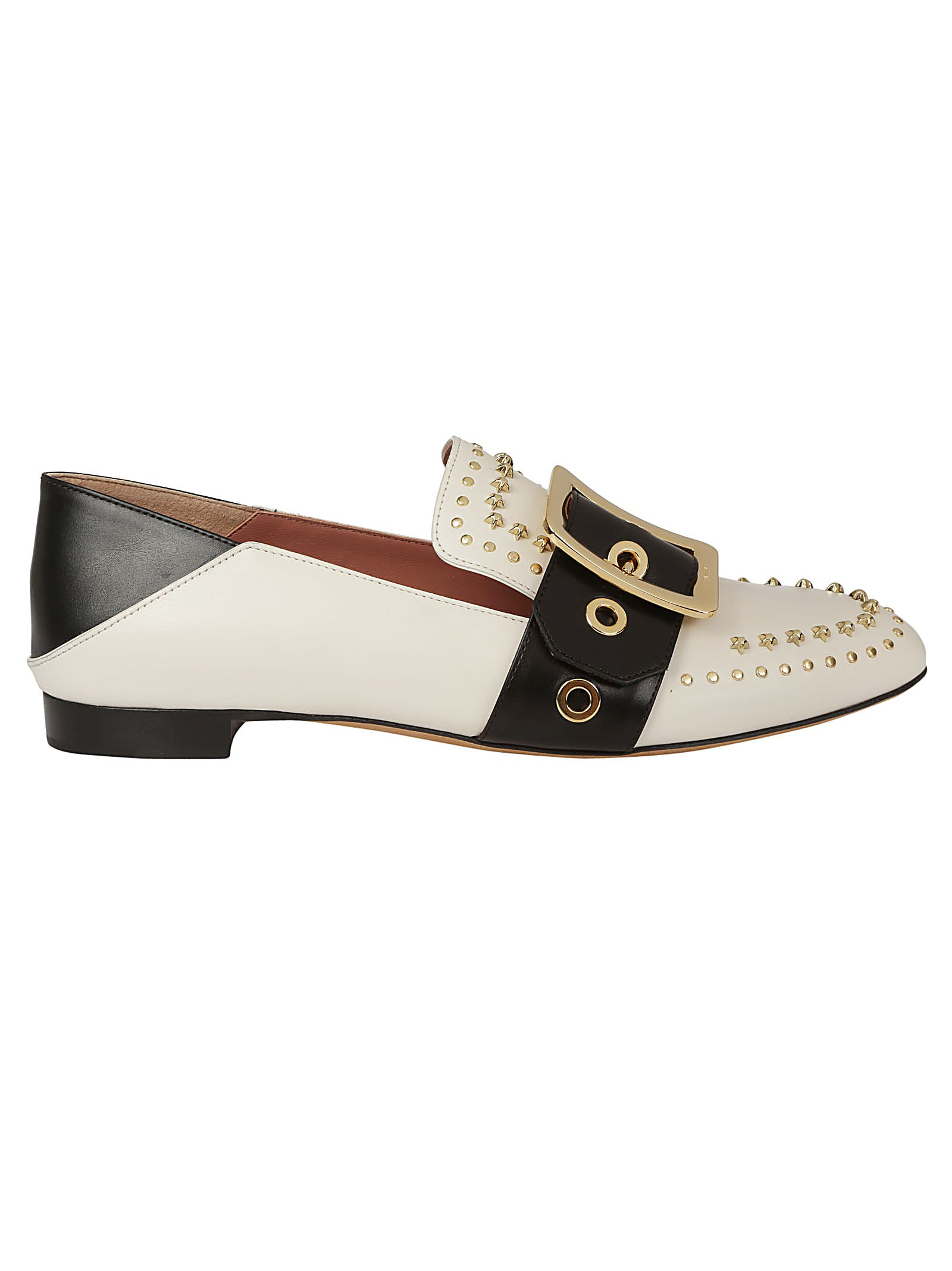 Bally Janelle Loafers, White