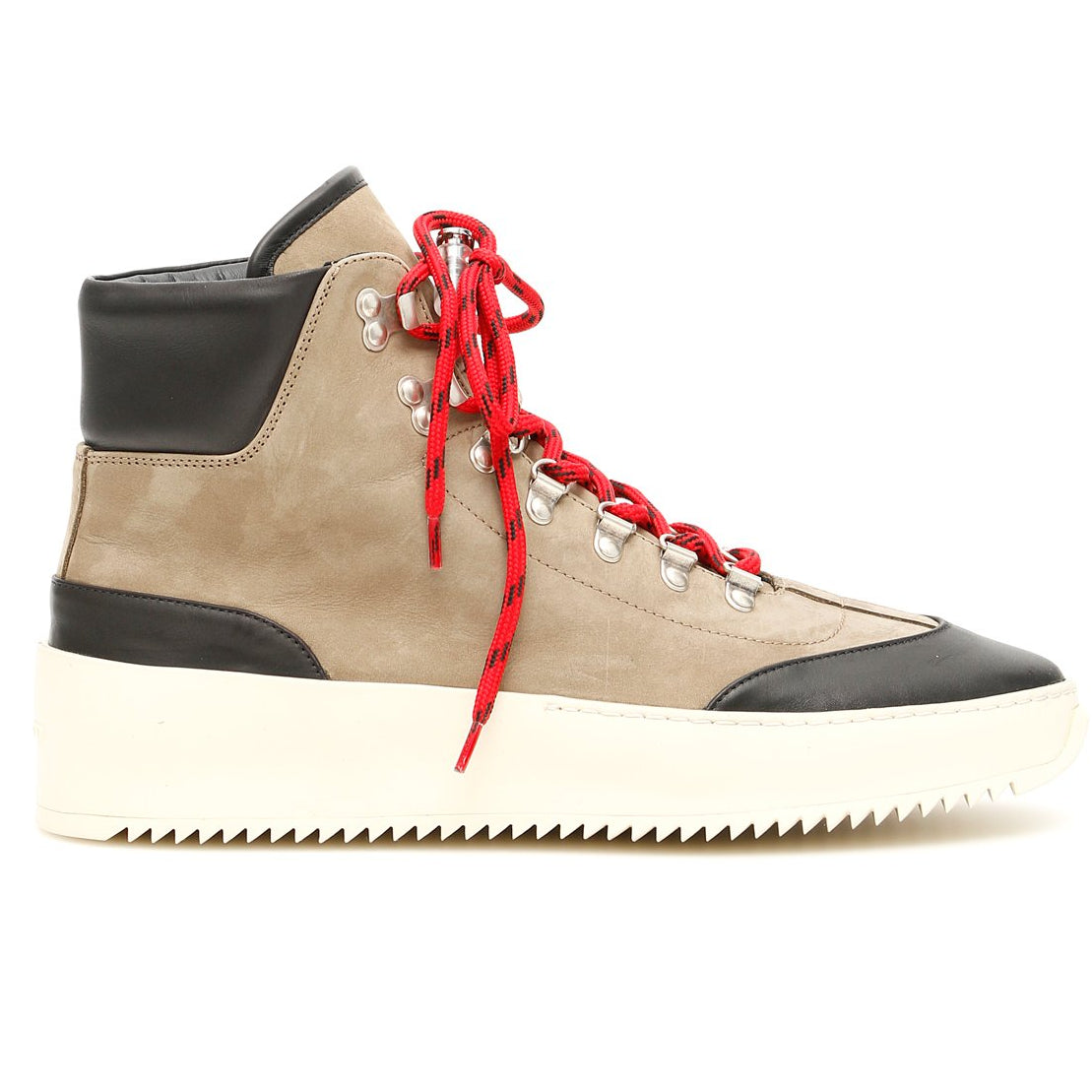 Fear Of God Shoes FEAR OF GOD CONTRASTING PANELLED HIGH