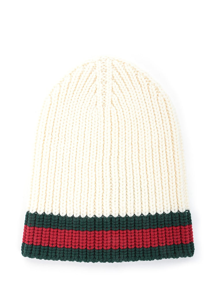 6ac1733e257 Gucci Cable Knit Beanie Hat – Cettire