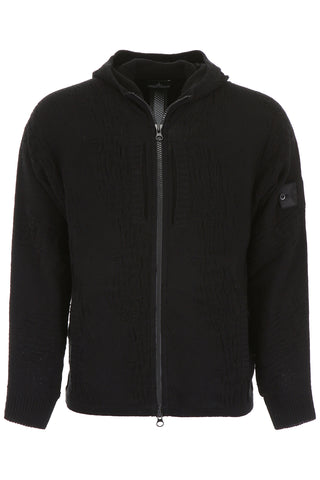 Stone Island Shadow Project Zipped Hoodie