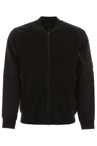 Stone Island Shadow Project Panelled Bomber Jacket