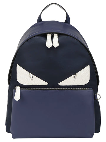Fendi Bag Bugs Eye Motif Backpack
