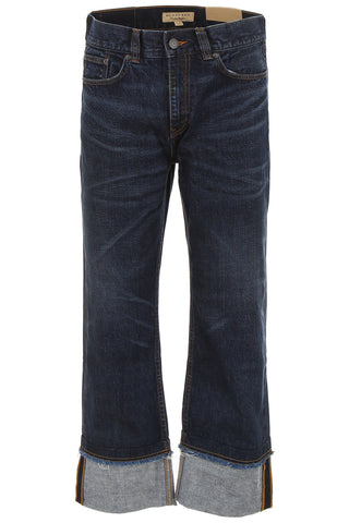 Burberry Loose-Fit Denim Jeans