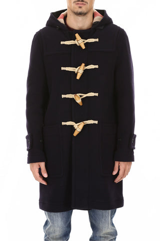 Burberry Greenwich Pea Coat
