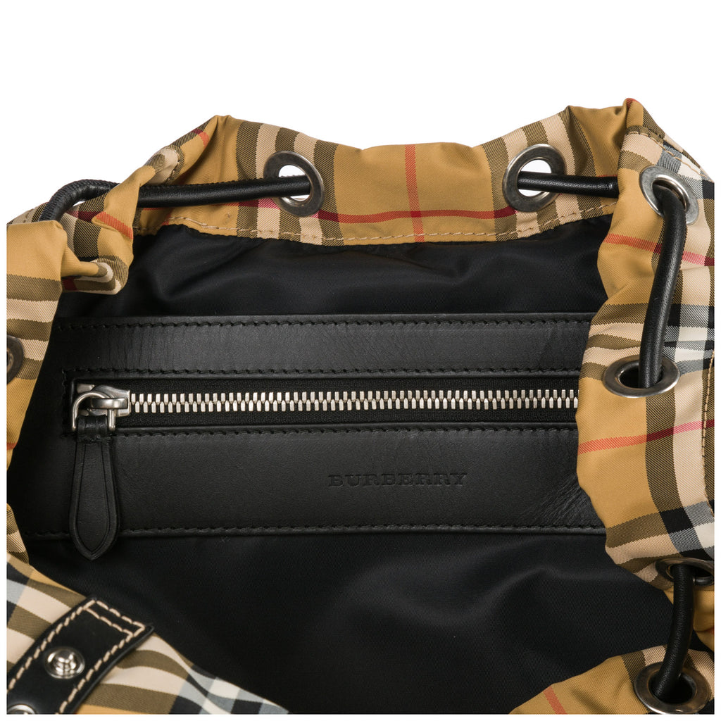 a8b97905b4c396 Burberry The Large Vintage Check Rucksack – Cettire