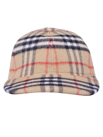 Burberry Original Check Print Hat