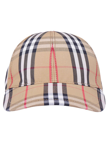 Burberry Classic Check Hat