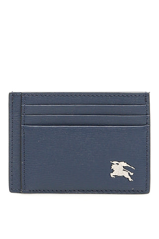 Burberry Grained Leather Card Case