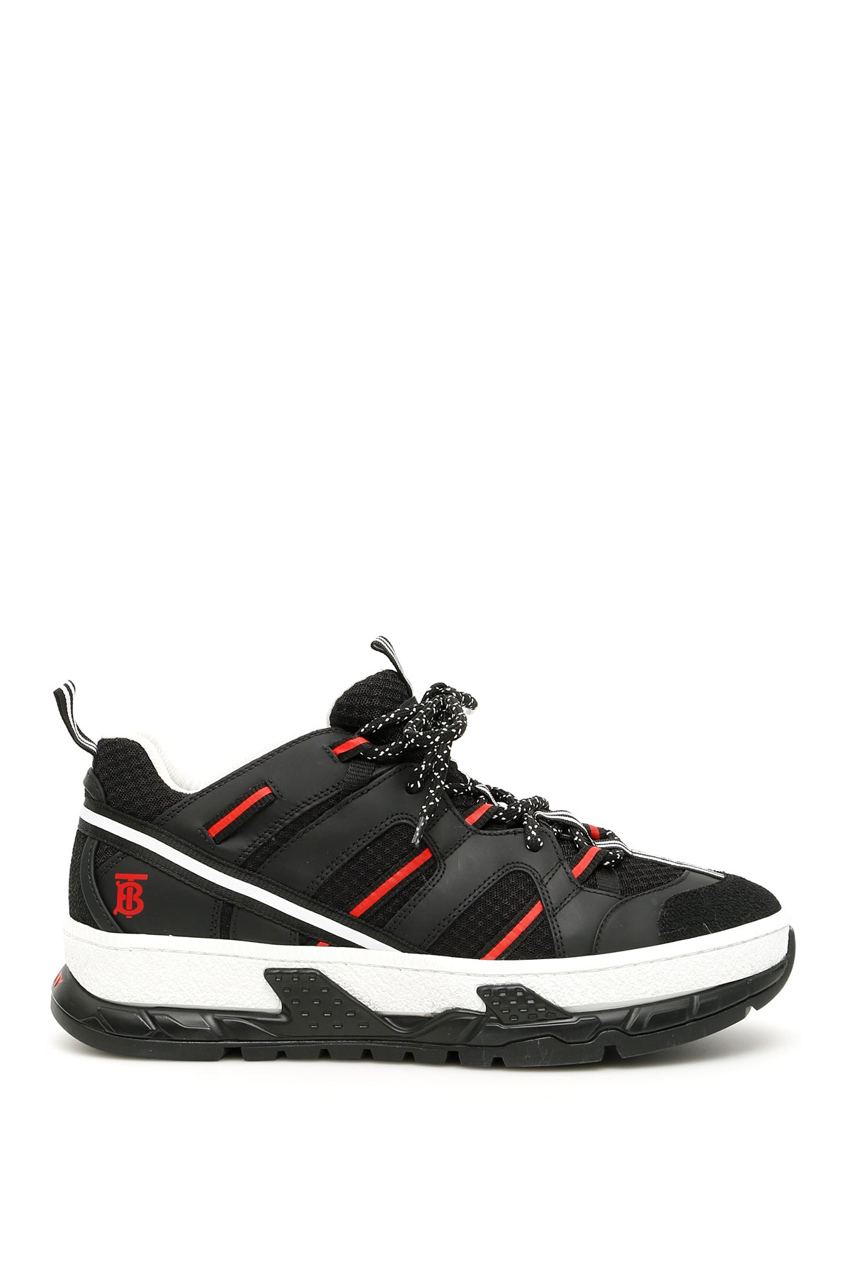 Burberry Sneakers BURBERRY UNION LOGO LOW TOP SNEAKERS