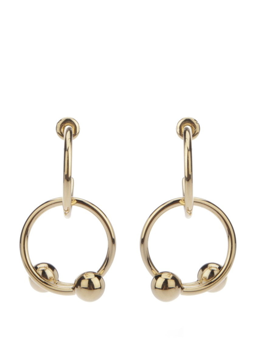 JW ANDERSON HOOP EARRINGS