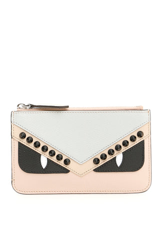 Fendi Bag Bugs Top Zip Pouch
