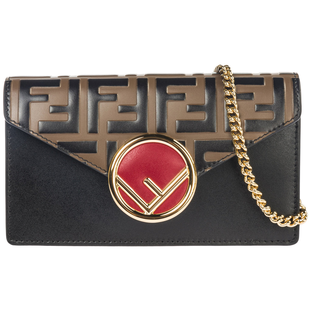 d248d8891ed9 Fendi FF Monogram Belt Bag – Cettire