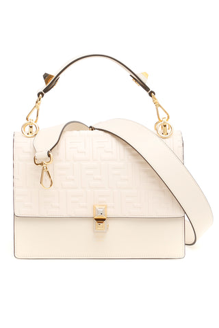 Fendi Kan I Double F Shoulder Bag