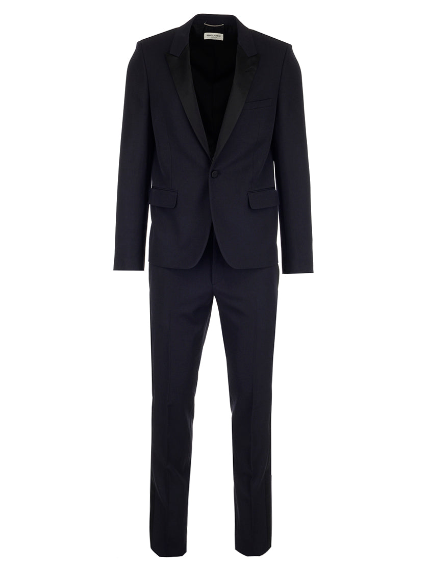 SAINT LAURENT TAILORED TUXEDO