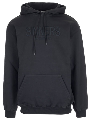 Balenciaga Sinner Embroidered Sweater