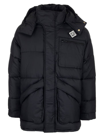 Givenchy Hooded Padded Coat