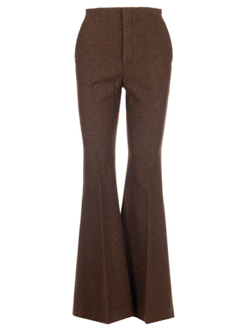 Céline Flared Trousers