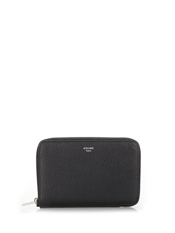 Céline Zip Around Wallet