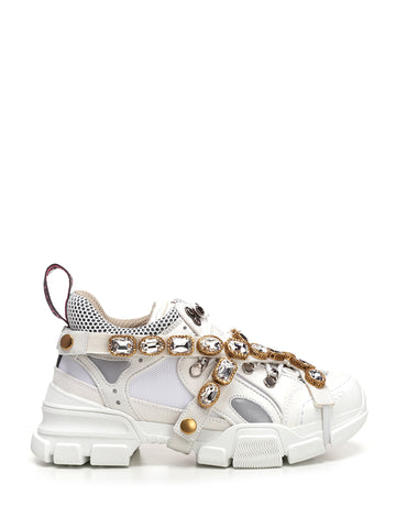 Gucci Journey Embellished Sneakers