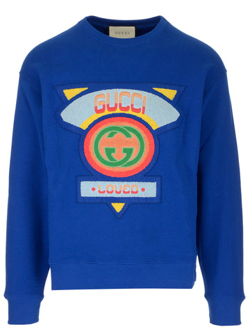Gucci Loved Patch Sweater