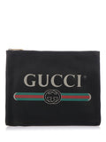 Gucci Logo Clutch Bag