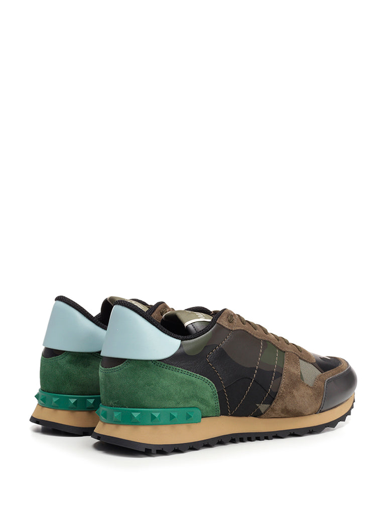 d7626d7beea33 Valentino Rockrunner Camouflage Sneakers – Cettire