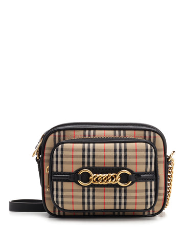 Burberry 1983 Archive Check Link Shoulder Bag
