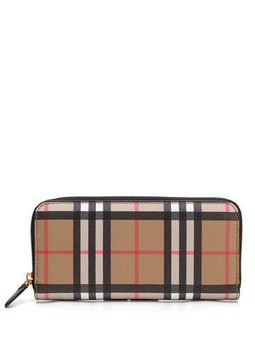 Burberry Ellerby Zipped Wallet