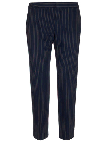 Chloé Stripe Slim Pants