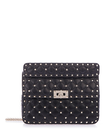 Valentino Garavani Medium Rockstud Spike Bag