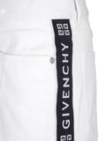 Givenchy Logo Band Jeans