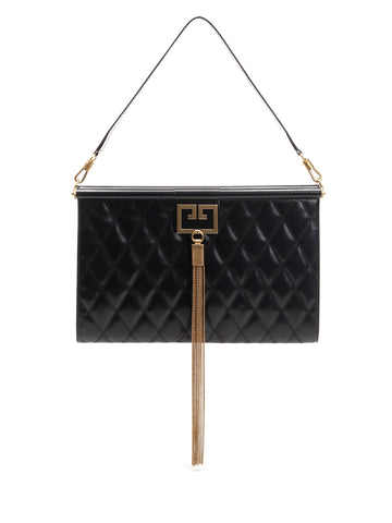Givenchy Gem Quilted Tassel Bag