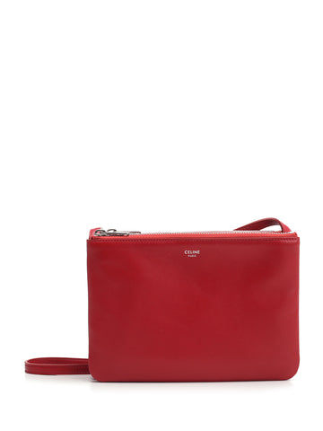 Céline Trio Zipped Bag