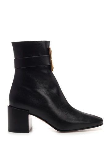 Givenchy 4G Heeled Ankle Boots