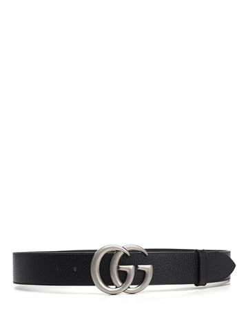 Gucci Signature Double G Buckle Belt