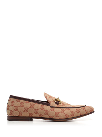 Gucci Jordaan GG Canvas Loafer