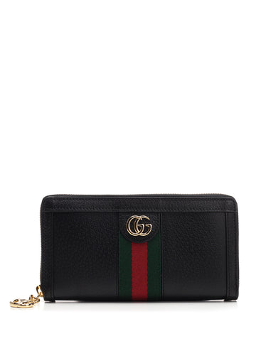 Gucci Ophidia GG Zipped Wallet