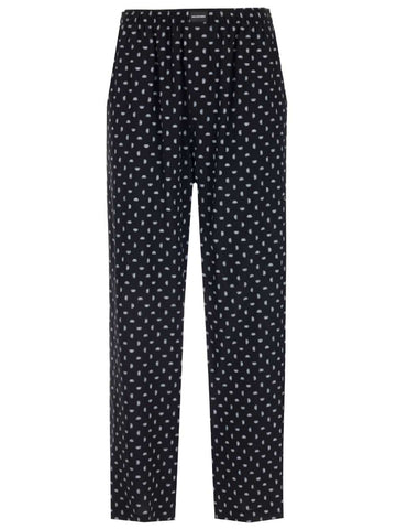 Balenciaga Monogram Printed Pants